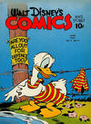 Cover for Walt Disney's Comics and Stories (Dell, 1940 series) #v2#9 (21)