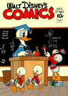 Cover for Walt Disney's Comics and Stories (Dell, 1940 series) #v3#1 [25]