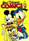 Cover for Walt Disney's Comics and Stories (Dell, 1940 series) #v3#9 (33)