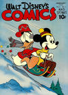 Cover for Walt Disney's Comics and Stories (Dell, 1940 series) #v4#5 (41)