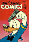 Cover for Walt Disney's Comics and Stories (Dell, 1940 series) #v6#9 (69)