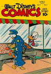 Cover for Walt Disney's Comics and Stories (Dell, 1940 series) #v7#7 (79)