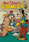 Cover for Walt Disney's Comics and Stories (Dell, 1940 series) #v7#10 (82)
