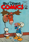Cover for Walt Disney's Comics and Stories (Dell, 1940 series) #v8#1 (85)