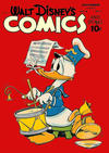 Cover for Walt Disney's Comics and Stories (Dell, 1940 series) #v8#2 (86)