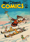 Cover for Walt Disney's Comics and Stories (Dell, 1940 series) #v8#3 (87)