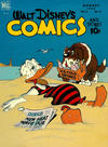 Cover for Walt Disney's Comics and Stories (Dell, 1940 series) #v8#11 (95)
