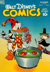 Cover for Walt Disney's Comics and Stories (Dell, 1940 series) #v9#2 (98)