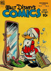 Cover for Walt Disney's Comics and Stories (Dell, 1940 series) #v9#3 (99)