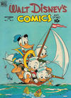 Cover for Walt Disney's Comics and Stories (Dell, 1940 series) #v9#12 (108)