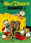 Cover for Walt Disney's Comics and Stories (Dell, 1940 series) #v10#3 (111)