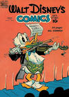 Cover for Walt Disney's Comics and Stories (Dell, 1940 series) #v10#6 (114)