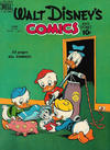 Cover for Walt Disney's Comics and Stories (Dell, 1940 series) #v10#9 (117)