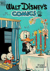 Cover for Walt Disney's Comics and Stories (Dell, 1940 series) #v10#10 (118)