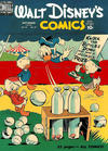 Cover for Walt Disney's Comics and Stories (Dell, 1940 series) #v10#12 (120)