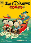 Cover for Walt Disney's Comics and Stories (Dell, 1940 series) #v11#10 (130)