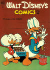 Cover for Walt Disney's Comics and Stories (Dell, 1940 series) #v12#1 (133)