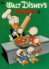 Cover for Walt Disney's Comics and Stories (Dell, 1940 series) #v12#2 (134)
