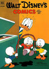 Cover for Walt Disney's Comics and Stories (Dell, 1940 series) #v13#1 (145)