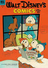 Cover for Walt Disney's Comics and Stories (Dell, 1940 series) #v13#4 (148)