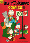 Cover for Walt Disney's Comics and Stories (Dell, 1940 series) #v13#7 (151)