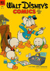Cover for Walt Disney's Comics and Stories (Dell, 1940 series) #v13#8 (152)
