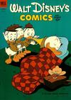 Cover for Walt Disney's Comics and Stories (Dell, 1940 series) #v13#11 (155)
