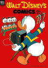 Cover for Walt Disney's Comics and Stories (Dell, 1940 series) #v14#3 (159)