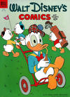 Cover for Walt Disney's Comics and Stories (Dell, 1940 series) #v14#8 (164)