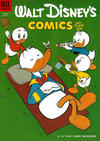 Cover for Walt Disney's Comics and Stories (Dell, 1940 series) #v14#11 (167)