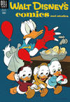 Cover for Walt Disney's Comics and Stories (Dell, 1940 series) #v15#5 (173)
