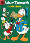 Cover for Walt Disney's Comics and Stories (Dell, 1940 series) #v16#8 (188)