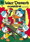 Cover for Walt Disney's Comics and Stories (Dell, 1940 series) #v16#12 (192)