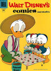 Cover for Walt Disney's Comics and Stories (Dell, 1940 series) #v17#12 (204)