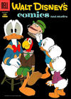 Cover Thumbnail for Walt Disney's Comics and Stories (1940 series) #v18#3 (207)