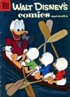 Cover for Walt Disney's Comics and Stories (Dell, 1940 series) #v18#9 (213)