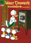 Cover for Walt Disney's Comics and Stories (Dell, 1940 series) #v19#4 (220)