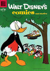 Cover for Walt Disney's Comics and Stories (Dell, 1940 series) #v19#8 (224)