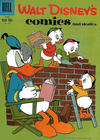 Cover for Walt Disney's Comics and Stories (Dell, 1940 series) #v19#9 (225)