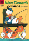 Cover for Walt Disney's Comics and Stories (Dell, 1940 series) #v19#10 (226)