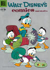 Cover for Walt Disney's Comics and Stories (Dell, 1940 series) #v20#5 (233)