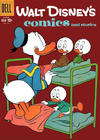Cover for Walt Disney's Comics and Stories (Dell, 1940 series) #v20#6 (234)