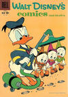Cover for Walt Disney's Comics and Stories (Dell, 1940 series) #v20#7 (235)