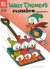 Cover for Walt Disney's Comics and Stories (Dell, 1940 series) #v21#3 (243)