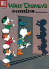 Cover for Walt Disney's Comics and Stories (Dell, 1940 series) #v21#4 (244)