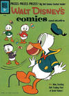 Cover for Walt Disney's Comics and Stories (Dell, 1940 series) #v21#9 (249)