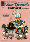 Cover for Walt Disney's Comics and Stories (Dell, 1940 series) #v21#10 (250)