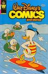 Cover for Walt Disney's Comics and Stories (Western, 1962 series) #v41#1 / 481