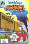 Cover for Walt Disney's Comics and Stories (Disney, 1990 series) #553