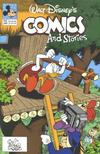 Cover Thumbnail for Walt Disney's Comics and Stories (1990 series) #555 [Direct]